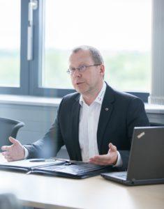 """""""Kompetente Lösungspartner mit umfassendem Dienstleistungsportfolio einbinden"""""""