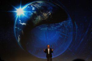 Jim Heppelmann konnte 4.000 Besucher zur LiveWorx in Boston begrüßen.