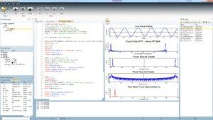 solidThinking Compose: Programmierumgebung für Signalanalyse und Reglerentwurf (Alle Bilder: solidThinking).