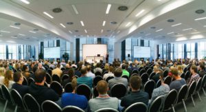 Über 500 Besucher folgten den Vorträgen beim Bechtle SolidWorks Experience Day (Bild: Bechtle).