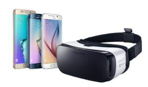 Mit der Gear VR stellte Samsung die erste mobile VR-Brille vor (Bild: Samsung).