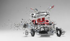 Ohne Fügetechnik wäre ein Auto nur ein loser Haufen Teile (Alle Bilder: Prostep).