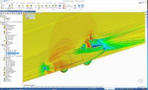 Auch das kommt von Mentor Graphics: FloEFD, ein in Solid Edge integriertes CFD-Tool