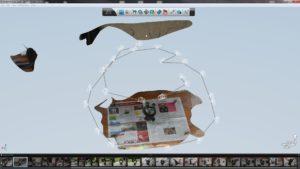 Das fotogrammetrische 3D-Scannen in 123D Catch ist auch in Remake verfügbar.