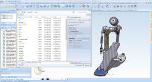 ISD und HiCAD haben Schnittstellen entwickelt, die es zum einen ermöglichen, Daten im 3DViewStation-Format zu exportieren... (Alle Bilder: ISD)