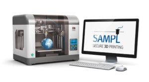 Das von Prostep koordinierte Projekt SAMPL soll die Datensicherheit beim 3D-Druck mit einer Blockchain absichern.