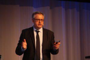 Jean-Claude Ercolanelli präsentierte die Neuheiten von Star-CCM+ 12.02.
