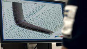 Artemis-Foil in der Berechnungssoftware von Altair