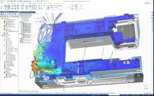 FloEFD: Strömungssimulation in Solid Edge ST10