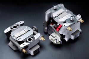 AM-Spritzgusswerkzeug von Protiq auf der Rapid.Tech