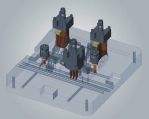Senkerdoieren mit hyperCAD-S Electrode