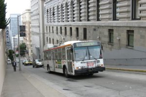 O-Bus in San Francisco