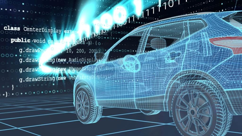 Automotive und Software: ALM und PLM