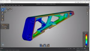 Simulation in Ansys Discovery Live