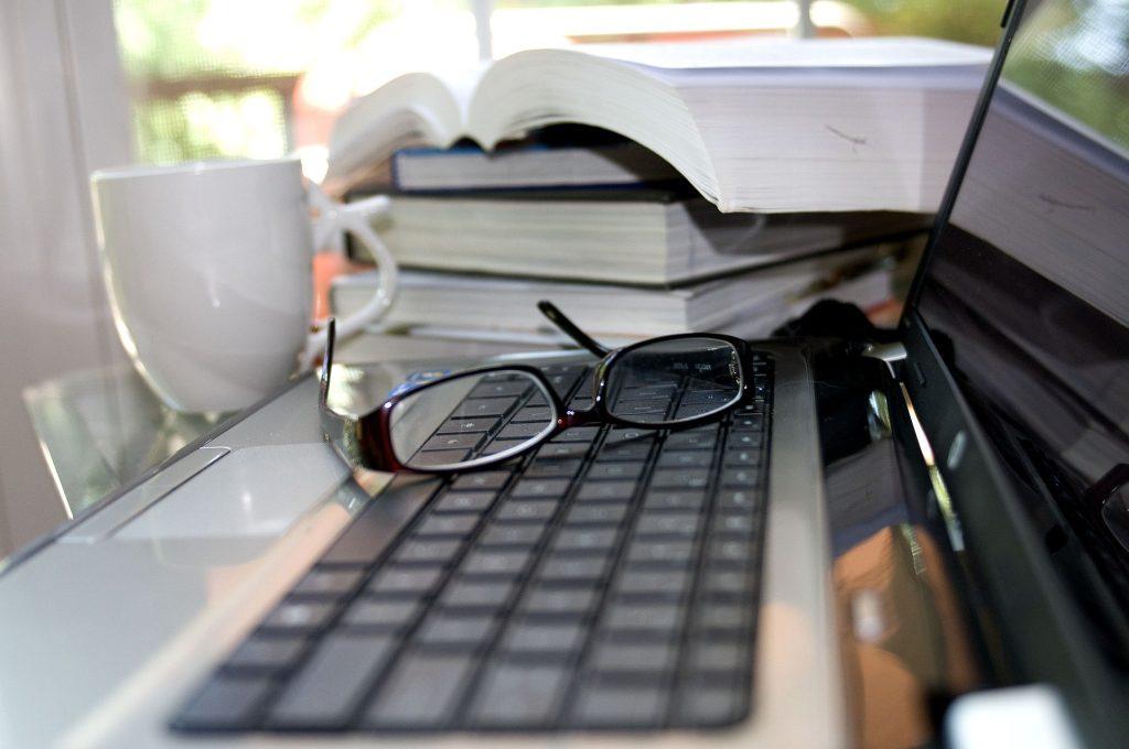 Weg vom Schreibtisch
