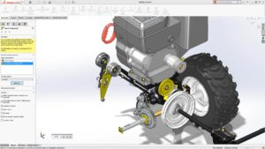 3D Interconnect in SolidWorks 2018
