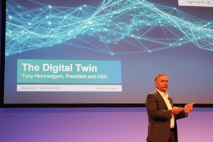 Siemens PLM Software-CEO Tony Hemmelgarn