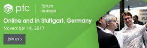 PTC Forum Europe @ ICS Messe Stuttgart | Leinfelden-Echterdingen | Baden-Württemberg | Deutschland