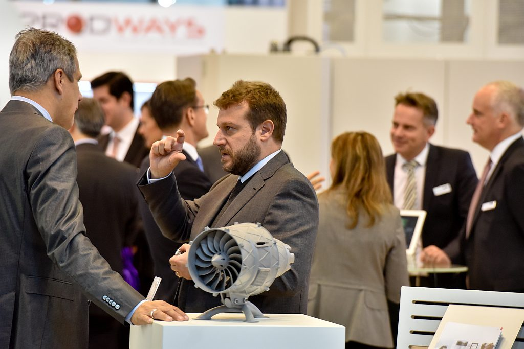 Additive Manufacturing auf der Formnext