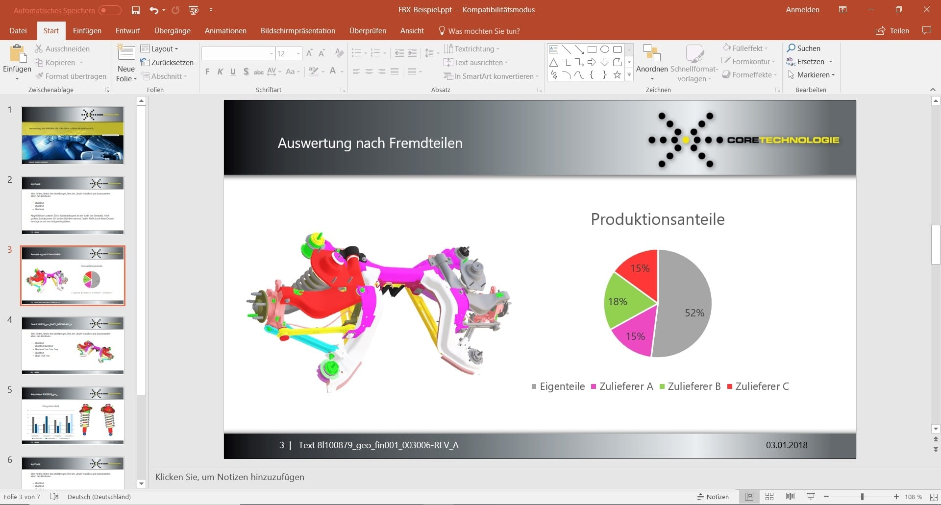 3D_Evolution: 3D-Modelle in PowerPoint