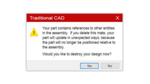 Destroy your design mit Parametrik