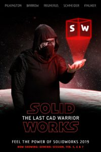 The ast CAD Warrior