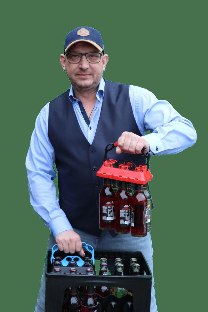 BOB der Bottle-Buddy
