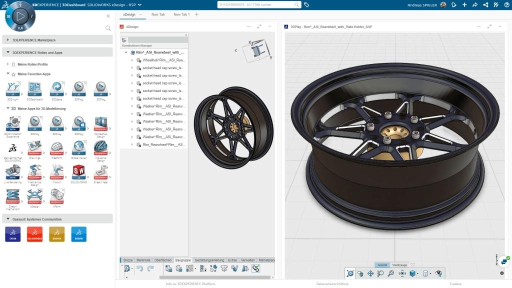 3DExperience und IQMS