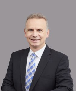 Cideon-Geschäftsführer Reno Staschinski