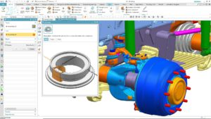 Siemens PLM Software NX Virtual Assistant