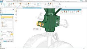 Siemens PLM Software NX KI und ML in der Oberfläche