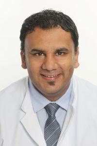 Dr. Majeed Rana Foto: Uniklinik Düsseldorf