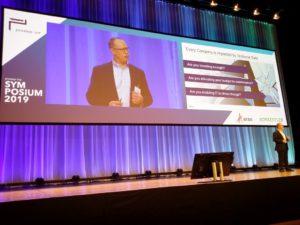 Peter Schroer von Aras auf dem Prostep Symposium