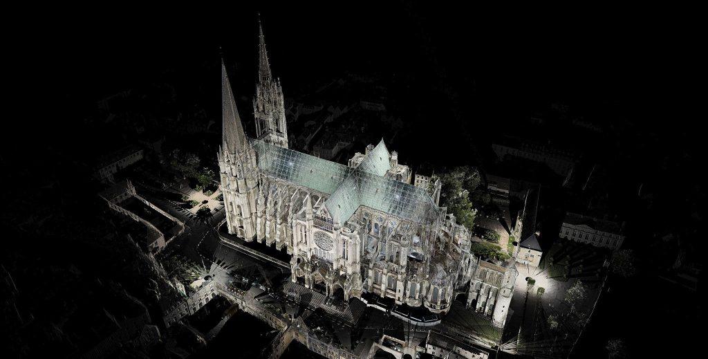 Notre Dame Scan