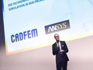 Cadfem-Geschäftsführer Dr.-Ing. Christoph Müller