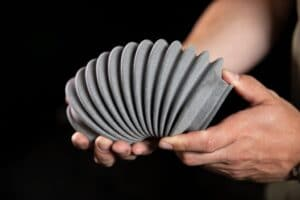 Ultrasint TPU 01 von BASF und Materialise