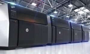 HP Metal Jet Fabrik