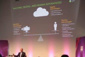 IoTund AR verbinden Mensch und Maschine