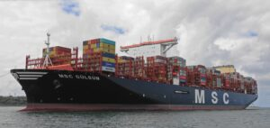 Containerfrachter - das Rückgrad unserer Lieferketten