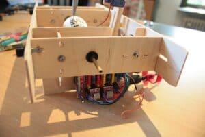 Arduino-Steuerung