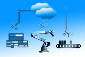 Kommunikation zwischen Maschinen