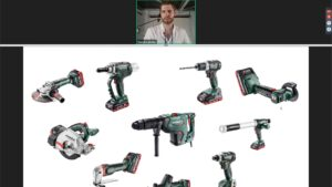 Metabo Keyshot
