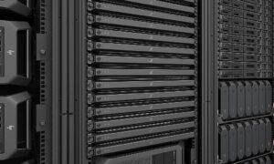HP Z Central 4R im Rack