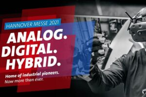 Hannover Messe 2020: Analog. Digital. Hybrid.