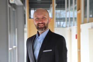 Prof. Dr. Dieter Joenssen, Studiendekan im Studiengang Datenmanagement in Produktentwicklung und Produktion