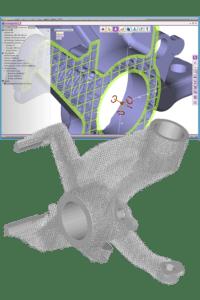 4D_Additive Advanced Lattice von CoreTechnologie