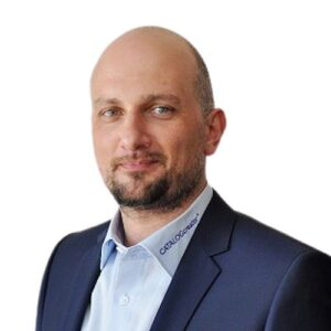 Rafi Boudjakdjian, Geschäftsführer und CTO der Quanos Service Solutions GmbH