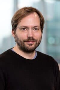 Valentin Heun, VP of Innovation Engineering