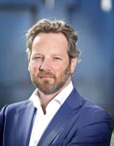 Derek Roos, Mitgründer und CEO von Mendix