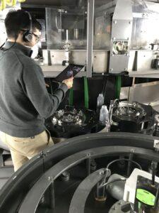Augmented Reality bei Henkel